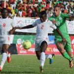 Algerie-Burkina Faso