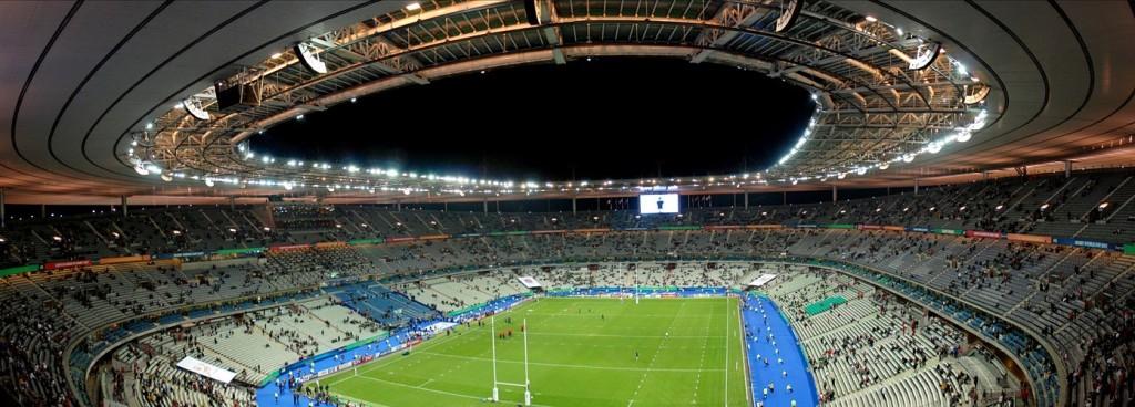 Stade de france for Interieur sport rugby