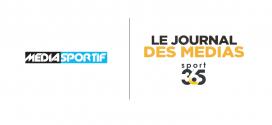 Le JT des médias du 02/06 : Intempéries sur Roland Garros, manque à gagner pour France TV