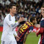Liga Messi Ronaldo