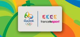 Rio 2016 : Comment suivre aux mieux les Jeux Olympiques sur France Télévisions