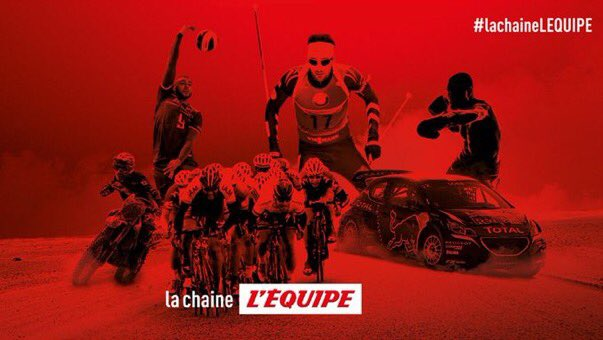 La chaîne L'Equipe