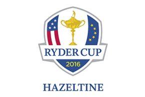 Le programme complet de la Ryder Cup 2016
