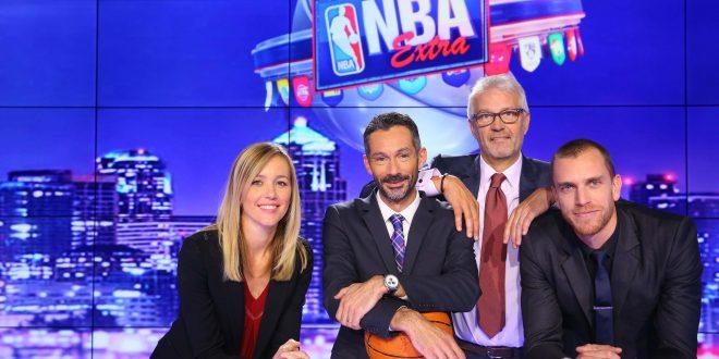 « Préparer NBA extra est une course contre-la-montre »