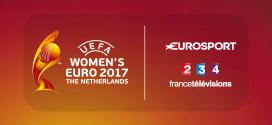 Euro féminin 2017 : Découvrez le programme TV complet sur France Télévisions et Eurosport