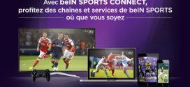 L'abonnement beIN SPORTS Connect à 45€ jusqu'à la fin de saison