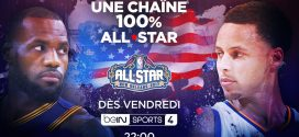 beIN SPORTS lance une chaîne 100% NBA pour le All Star Game 2017