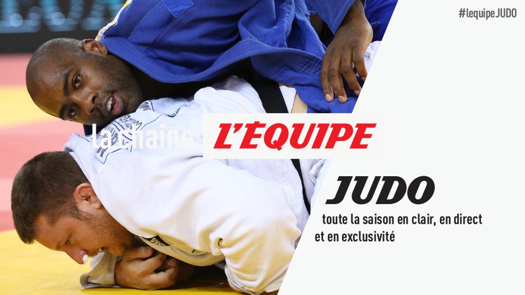 guide tv judo l 39 equipe pr sente sa programmation judo. Black Bedroom Furniture Sets. Home Design Ideas