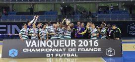 Le futsal français à la recherche de diffusion régulière testé sur CANAL+