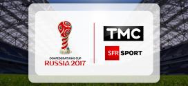 Coupe des Confédérations 2017 : découvrez le Programme TV de la compétition sur TMC et SFR Sport