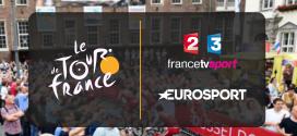 Tour de France 2017 : Le programme TV sur France Télévisions et Eurosport