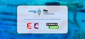 Mondiaux de Natation 2017 : Dispositif et Programme TV de Canal+Sport et France Télévisions