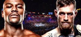 Mayweather / McGregor : Le «combat de l'année» sur Canal+
