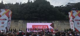 Dans les coulisses du grand départ du Tour d'Espagne 2017 avec Eurosport