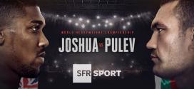 Boxe : SFR Sport (Altice) s'offre les 3 prochains combats de Joshua