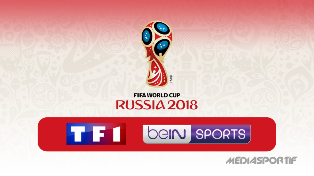 coupe du monde 2018 le programme tv complet de la comp tition sur tf1 et bein sports. Black Bedroom Furniture Sets. Home Design Ideas