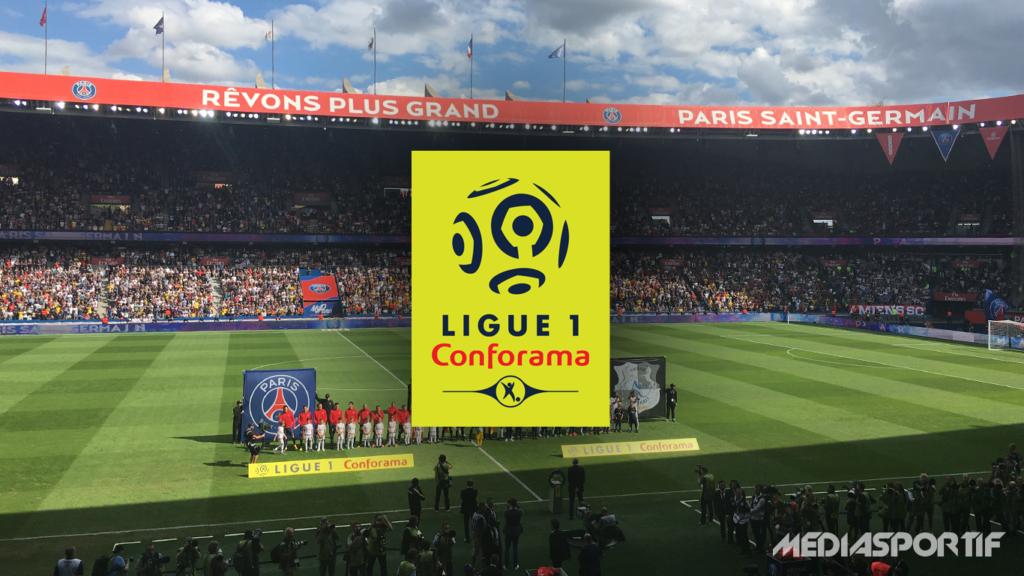 Rencontre ligue 1 2018